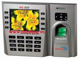 Máy chấm công Wise Eye WSE-9039 hàng Malaysia chính hãng